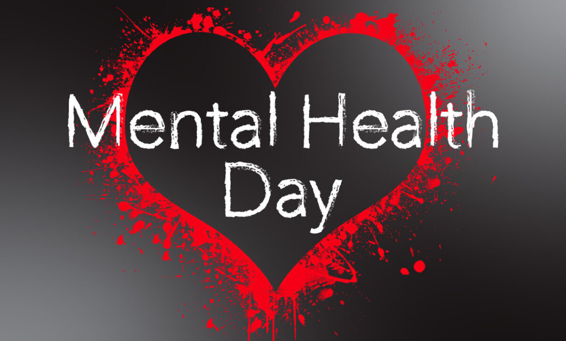 World Mental Health Day is every year on October 10th